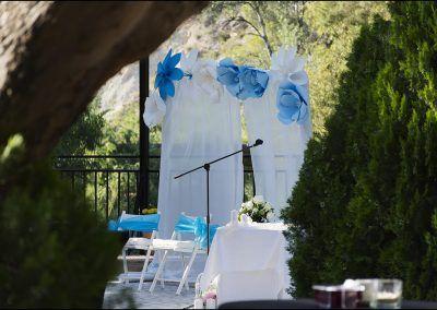 decorar altar boda civil Archena