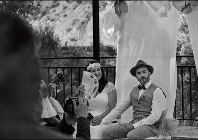 boda civil Archena