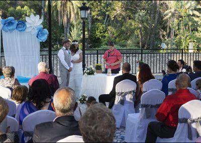 boda civil Murcia Balneario