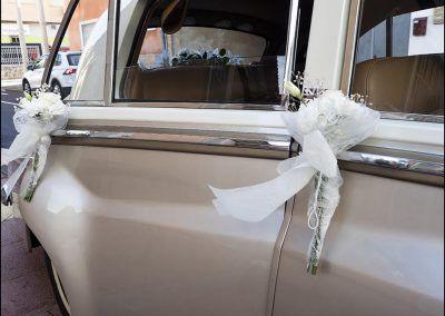 Coches lujo bodas Murcia