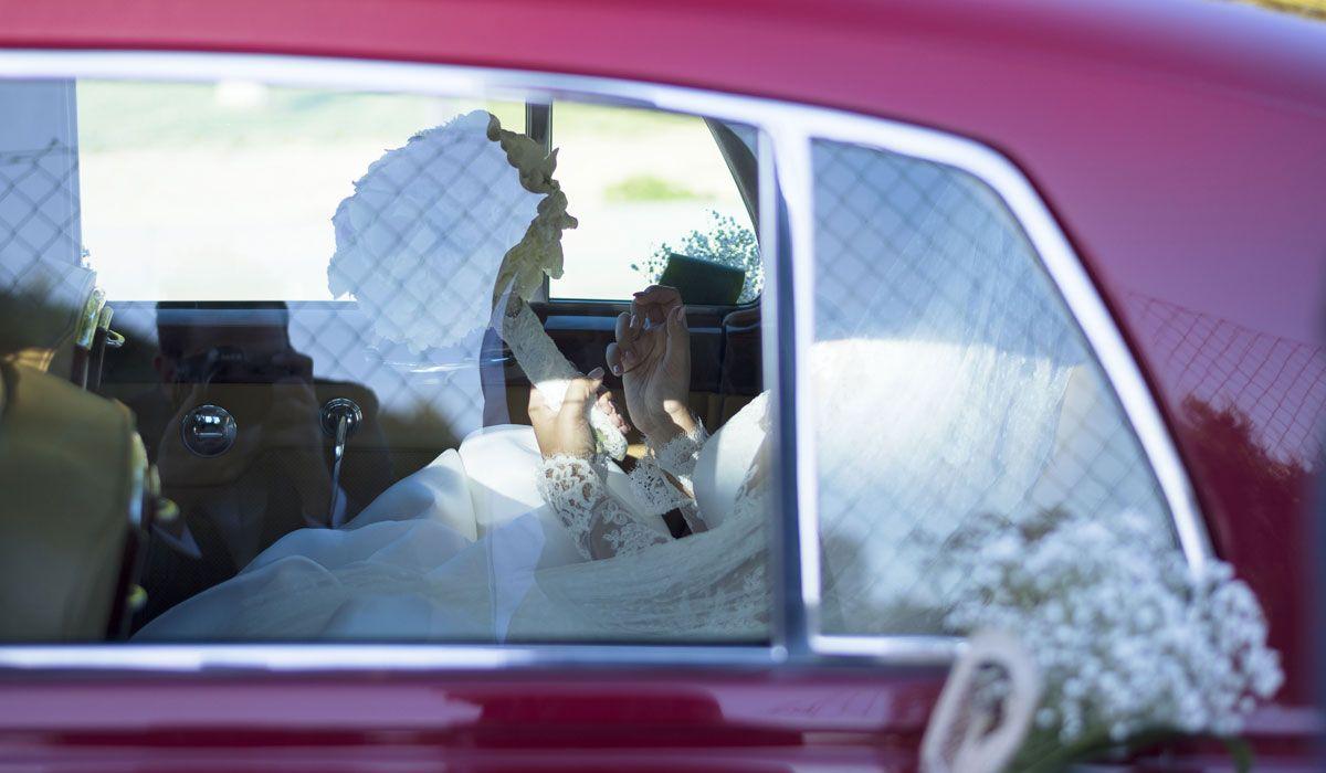 Roll Royce novia