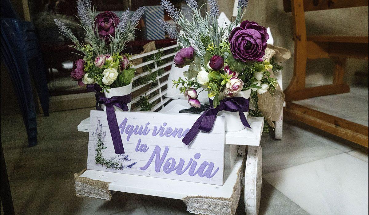 decoraciones para bodas en murcia
