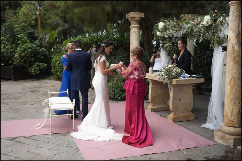 oficiante ceremonias Murcia