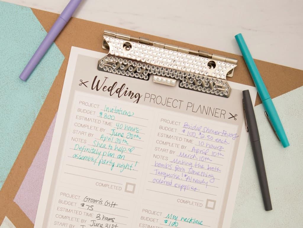 10 Ventajas de contratar una Wedding planner 2