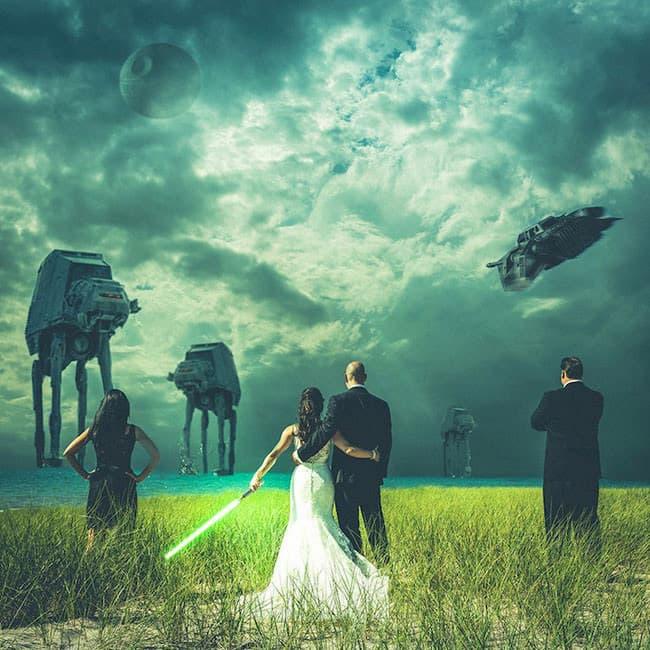 contratar wedding planner