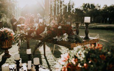 ¿Cómo decorar mi boda con flores?