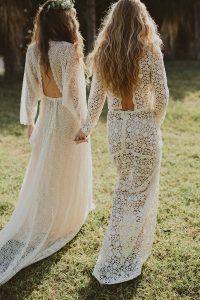 La champanera blog de bodas novia boho chic plan b fanny bodas