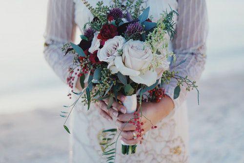 flores ramo novia
