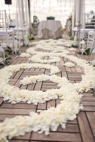 Cómo decorar mi boda con flores