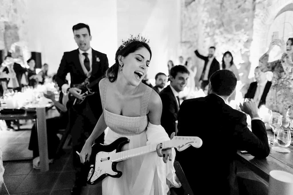 musica rock para bodas