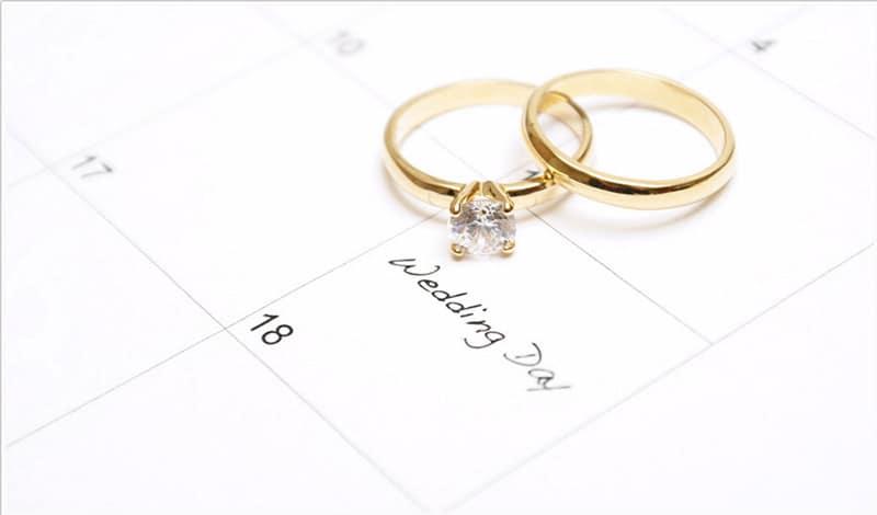 como organizar tu boda 9