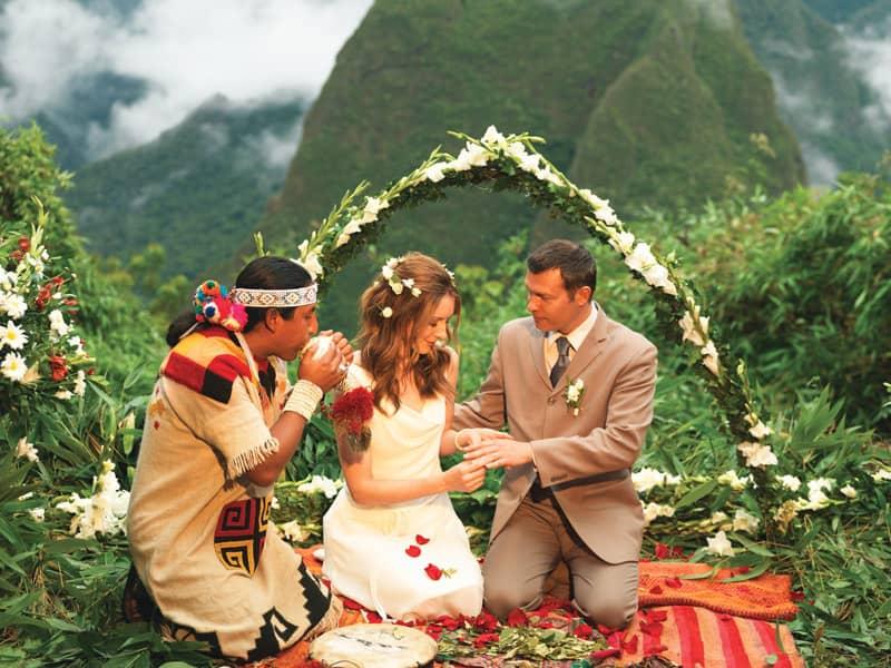 boda multicultural