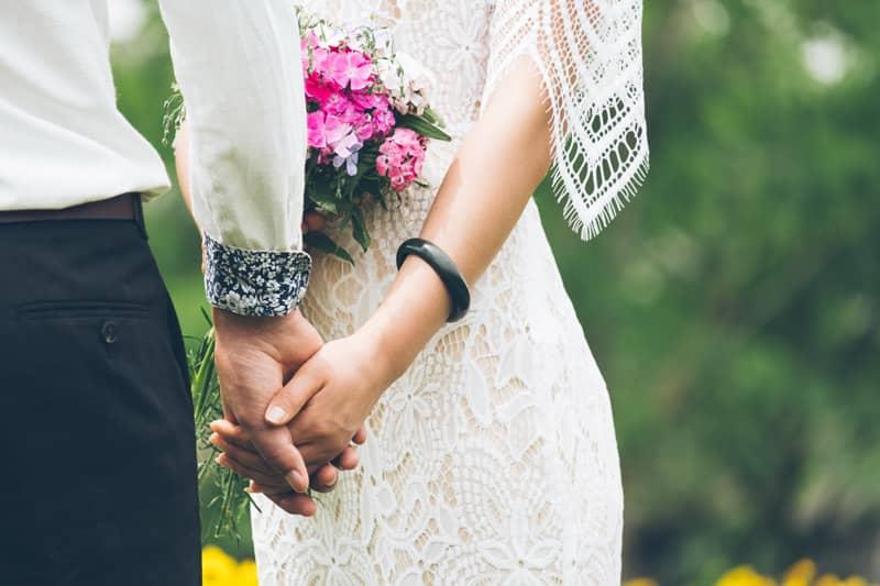 novia de boda