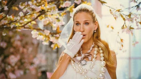 pendiente perlas boda