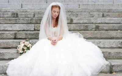 Situaciones inesperadas en el día de tu boda