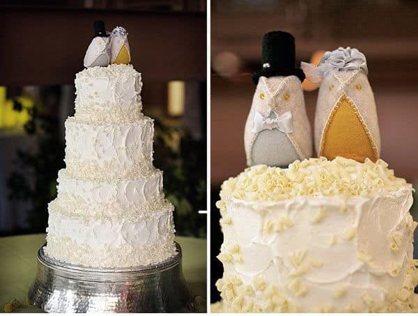 tarta boda clásica