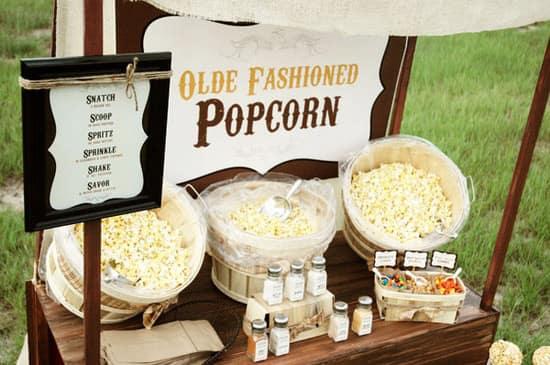 pop corn corner