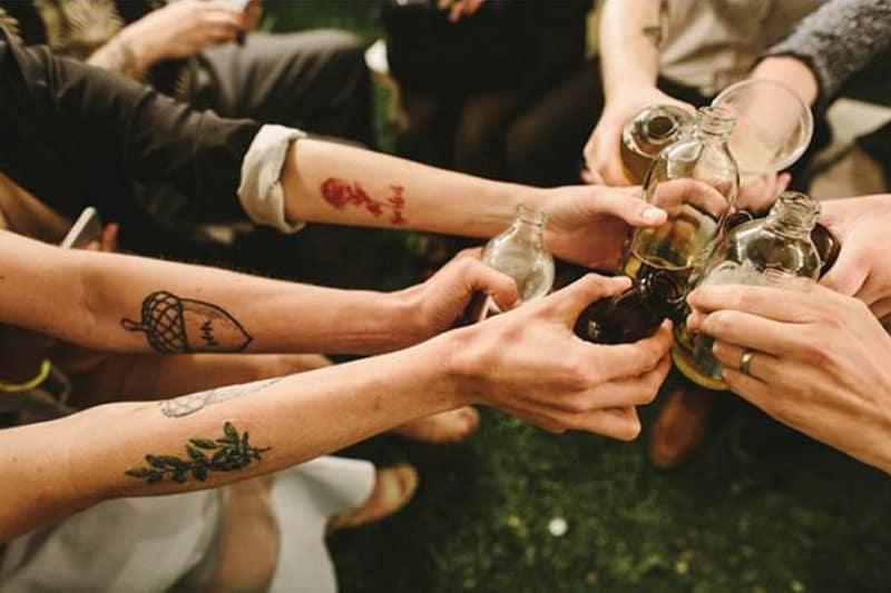 tatuajes boda