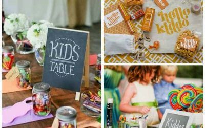 Entretenimientos para niños en bodas