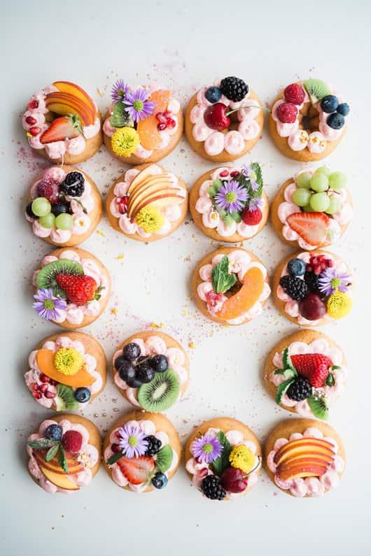 muffins boda