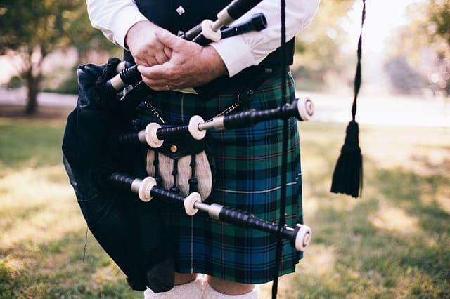 boda escocesa tradiciones