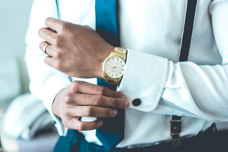 15 errores comunes al vestir el traje de novio