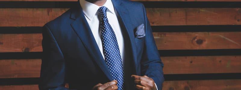 el traje de boda a medida como un guante