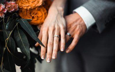 Las alianzas de boda